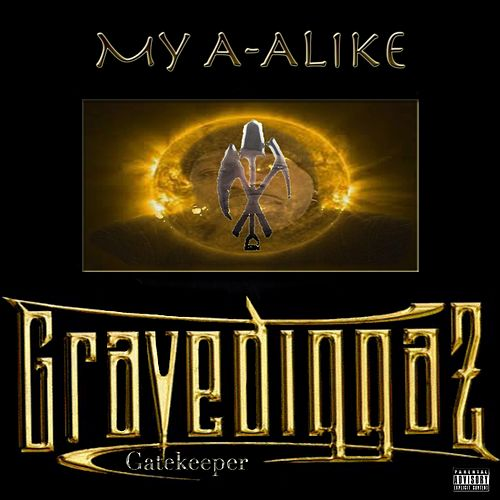 My A-Alike - Single von Gravediggaz