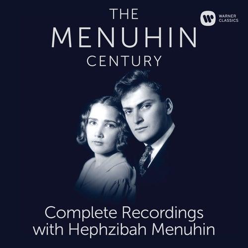 The Menuhin Century - Complete Recordings with Hephzibah Menuhin (SD) de Yehudi Menuhin