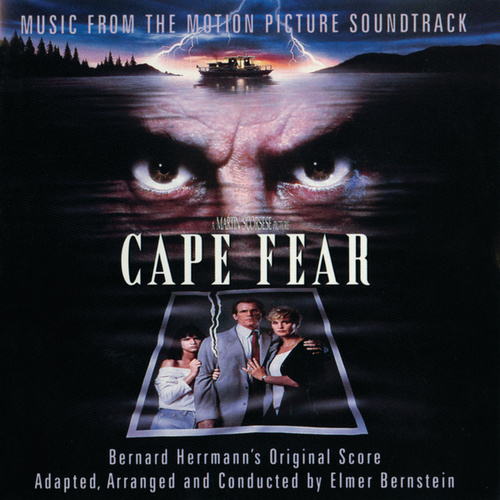 Cape Fear by Elmer Bernstein
