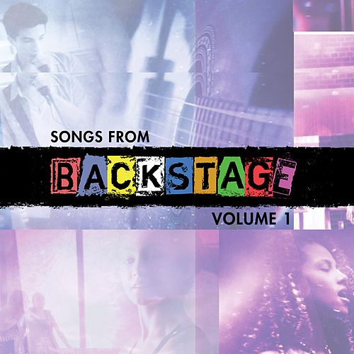 Songs from Backstage, Vol. 1 de Backstage Cast