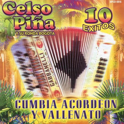 Cumbia Acordeon Y Vallenato de Celso Piña