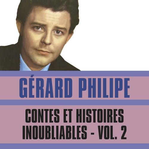 Contes et Histoires Inoubliables, Vol. 2 de Gérard Philipe