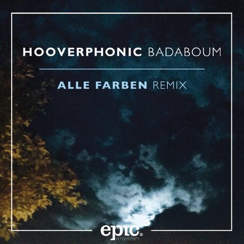 Badaboum (Alle Farben Remix) von Hooverphonic
