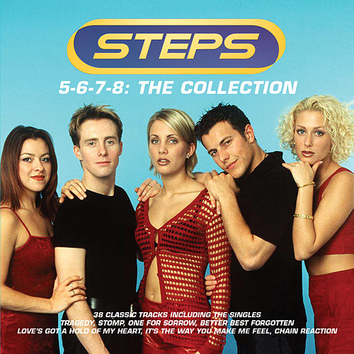The Collection de Steps