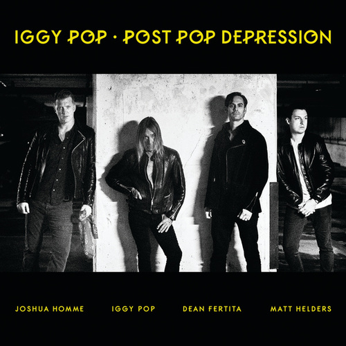 Post Pop Depression de Iggy Pop