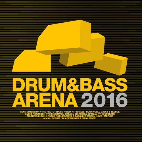 Drum & Bass Arena 2016 von Various Artists