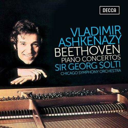 Beethoven: Piano Concertos von Vladimir Ashkenazy