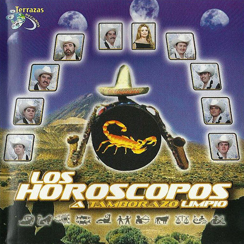Tamborazo Limpio de Los Horoscopos De Durango