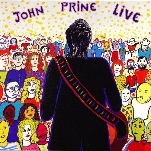 John Prine Live by John Prine