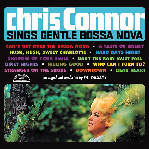 Sings Gentle Bossa Nova by Chris Connor