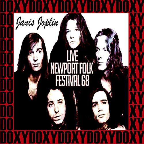 Newport Folk Festival, Rhode Island, July 27th, 1968 (Doxy Collection, Remastered, Live on Fm Broadcasting) de Janis Joplin