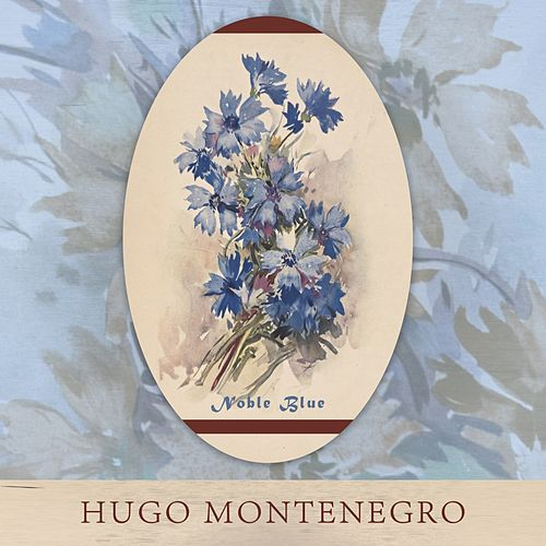 Noble Blue by Hugo Montenegro