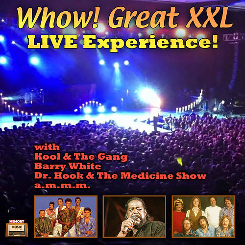 Whow! Great Xxl Live Experience! by Various Artists