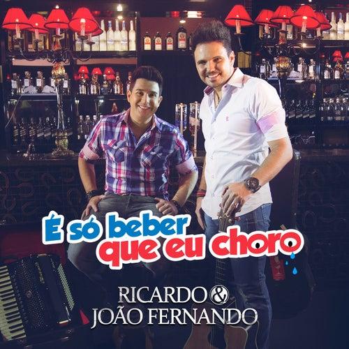 É Só Beber Que Eu Choro von Ricardo & João Fernando
