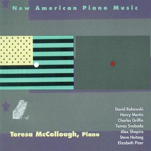 New American Piano Music by Teresa McCollough