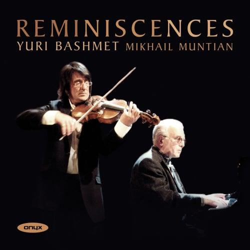 Reminiscences de Yuri Bashmet