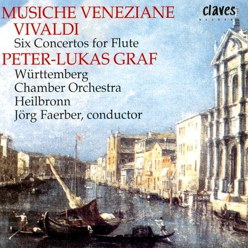 Vivaldi: Six Flute Concertos by Peter-Lukas Graf