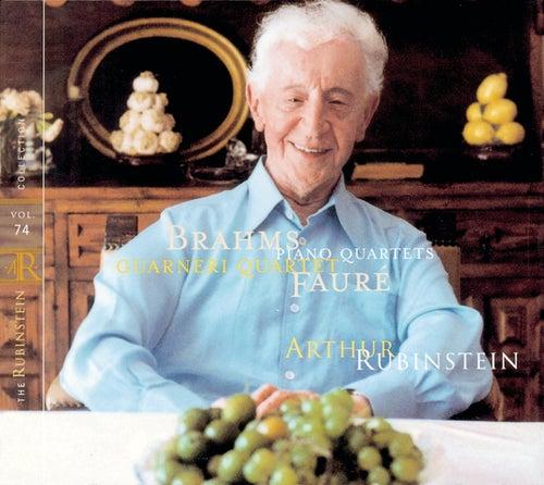Rubinstein Collection, Vol. 74: Brahms: Piano Quartet No. 2; Fauré: Piano Quartet No. 1 de Arthur Rubinstein
