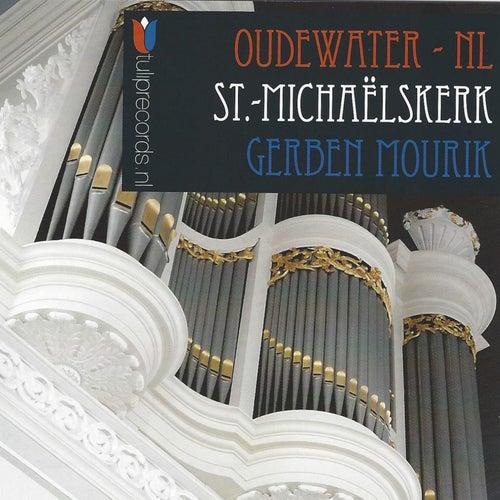 Oudewater, Netherlands (St. Michaëlskerk) von Gerben Mourik
