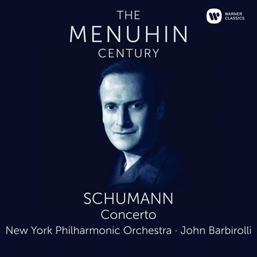 Schumann: Violin Concerto by Yehudi Menuhin