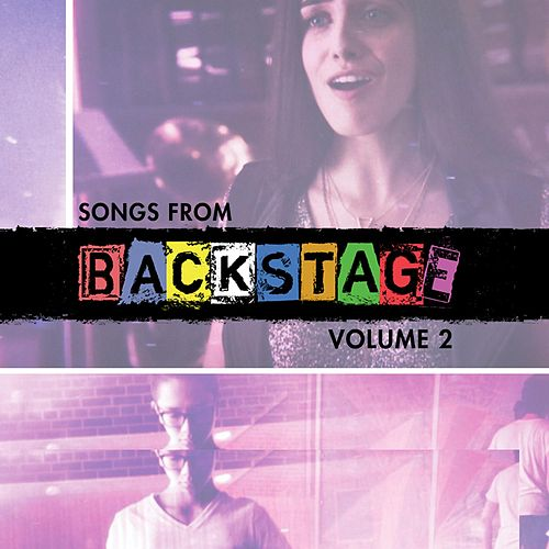 Songs from Backstage, Vol. 2 de Backstage Cast