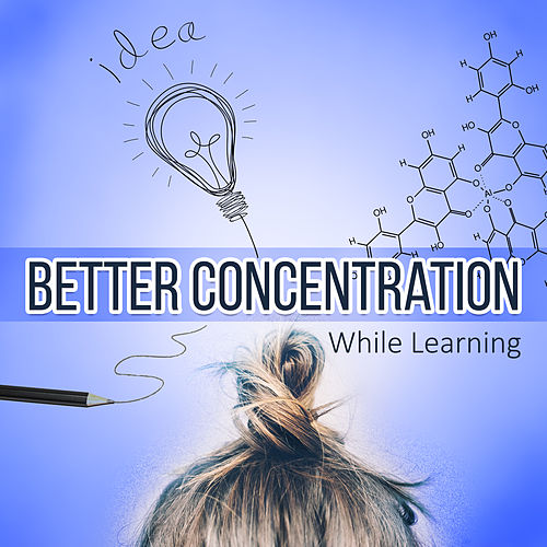 Better Concentration While Learning – Most Relaxing Music New Age for Easy Study, Concentration and Brain Power, Music Sounds of Nature for Focus, Clear the Mind, Exam Study by Brain Study Music Guys