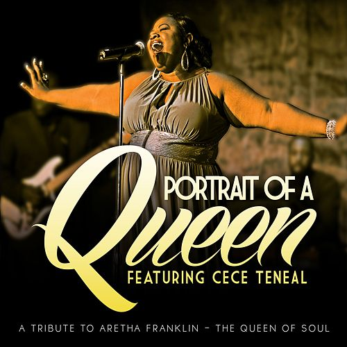 Portrait of a Queen by CeCe Teneal
