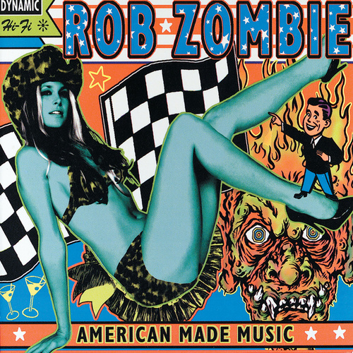 American Made Music by Rob Zombie
