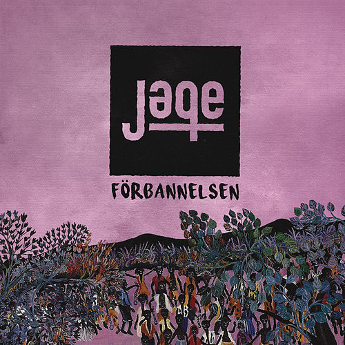 Förbannelsen - EP de Jaqe