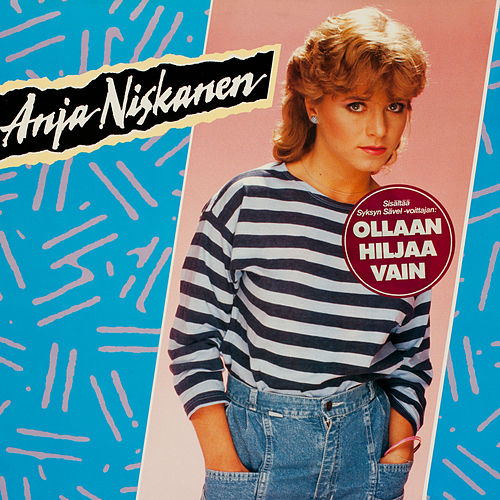 Anja Niskanen by Anja Niskanen