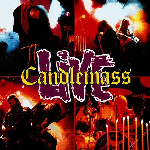 Live by Candlemass