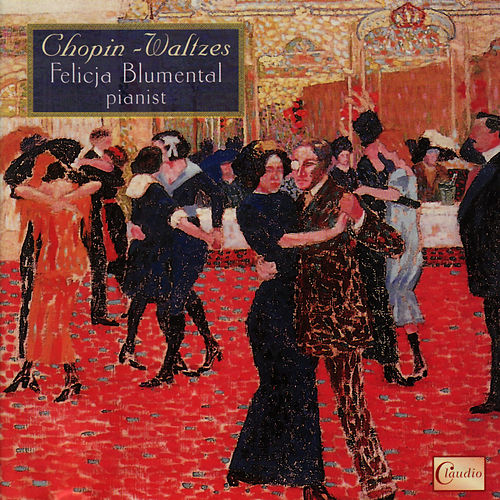 Chopin: Waltzes de Felicja Blumental
