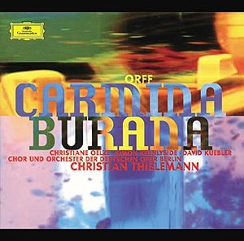 Orff: Carmina Burana by Christiane Oelze