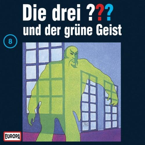 008/und der grüne Geist von Die drei ???