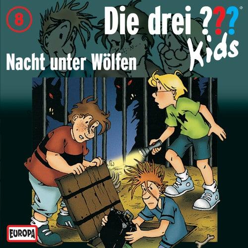008/Nacht unter Wölfen von Die Drei ??? Kids