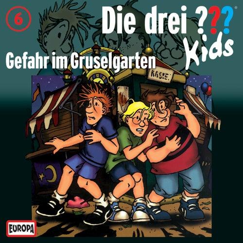 006/Gefahr im Gruselgarten von Die Drei ??? Kids