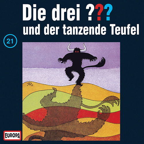 021/und der tanzende Teufel von Die drei ???