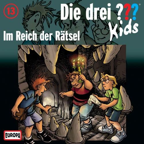 013/Im Reich der Rätsel von Die Drei ??? Kids