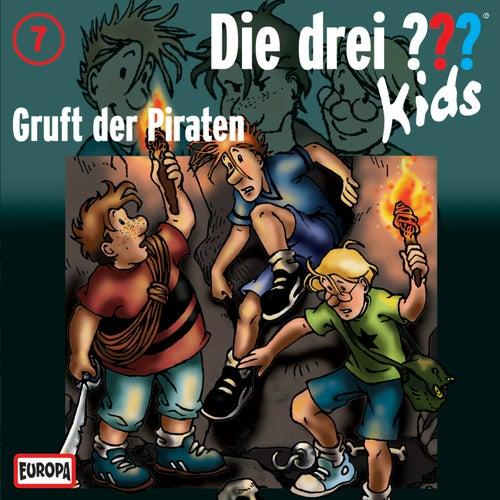 007/Gruft der Piraten von Die Drei ??? Kids