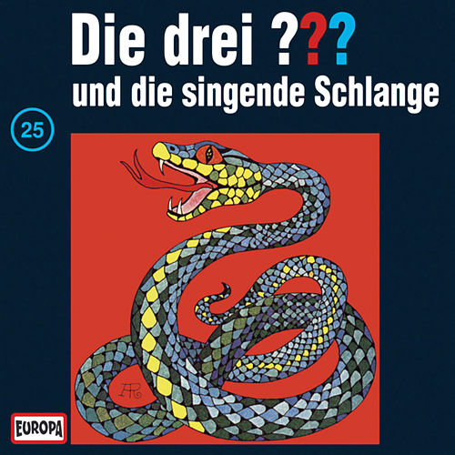 025/und die singende Schlange von Die drei ???
