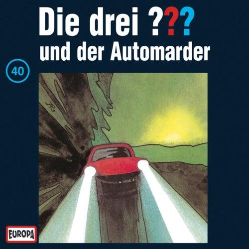 040/und der Automarder von Die drei ???