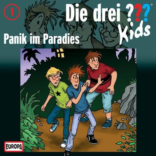001/Panik im Paradies von Die Drei ??? Kids