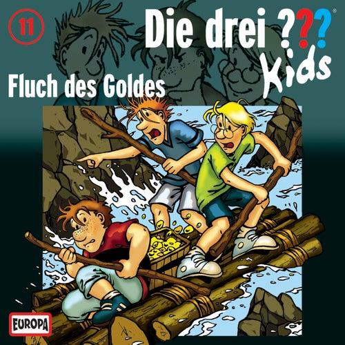 011/Fluch des Goldes von Die Drei ??? Kids