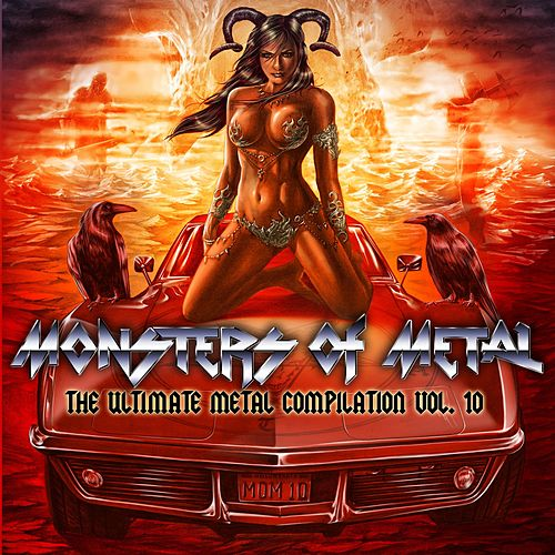 Monsters of Metal Vol. 10 by Various Artists