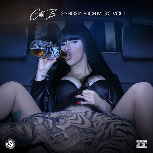 Gangsta Bitch Music Vol 1 de Cardi B
