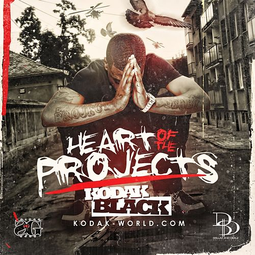 Heart of the Projects von Kodak Black