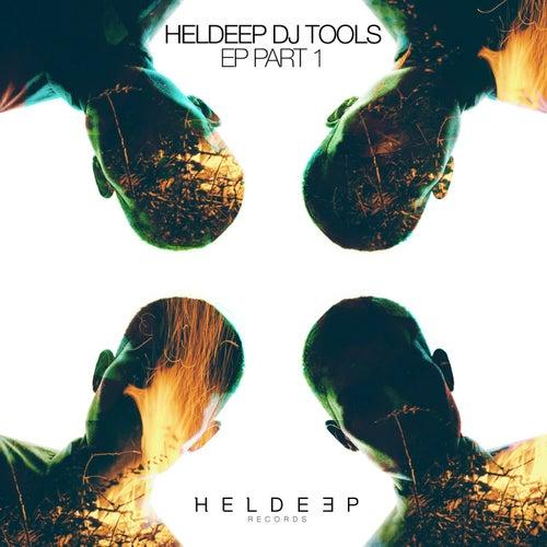 HELDEEP DJ Tools EP - Part 1 von Various Artists