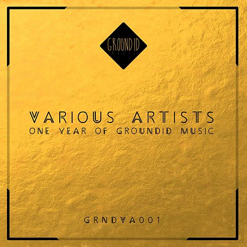 One Year Of Groundid Music - EP von Various Artists
