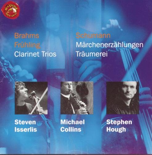 Brahms-Schumann-Fruhling: Clarinet Trios von Steven Isserlis