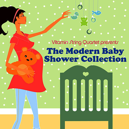 The String Quartet Baby Shower Collection de Vitamin String Quartet
